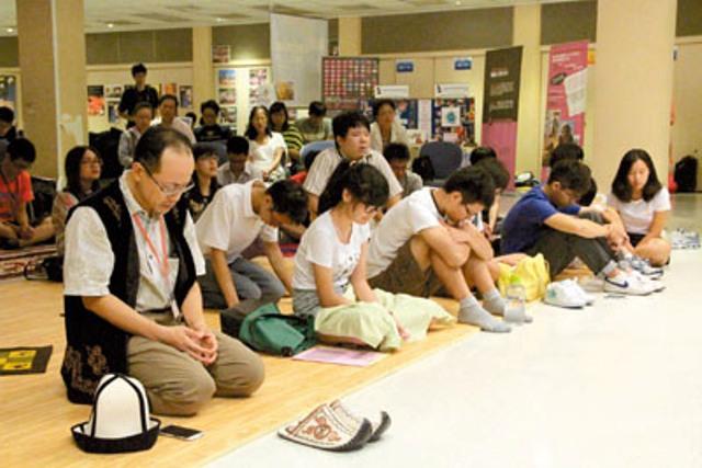 台北宣教祈禱大會實況